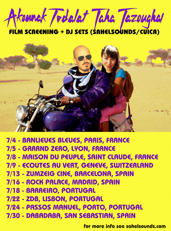 sahelsounds summer tour